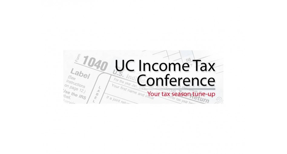 Annual UC Income Tax Conference