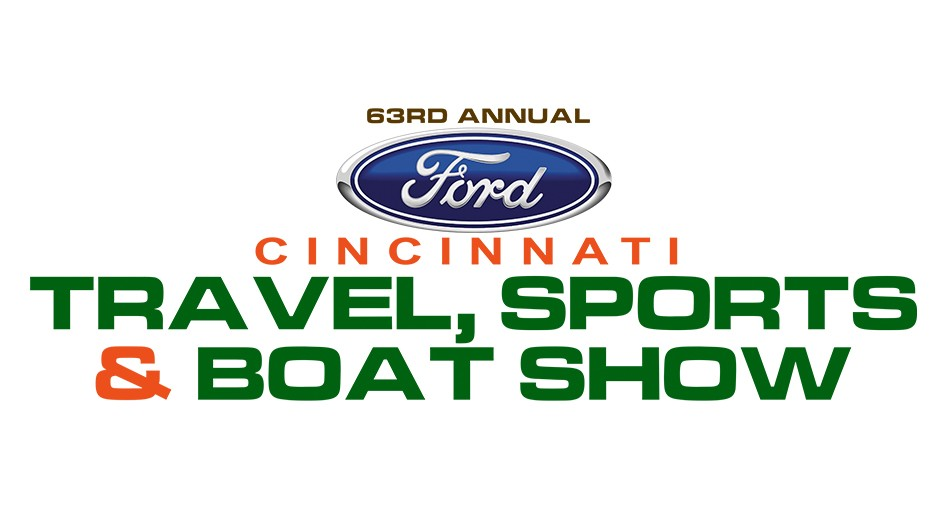 Ford Cincinnati Travel, Sports & Boat Show 2020