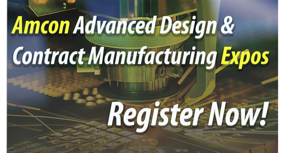 AmCon Design and Contract Manufacturing Expo 2019