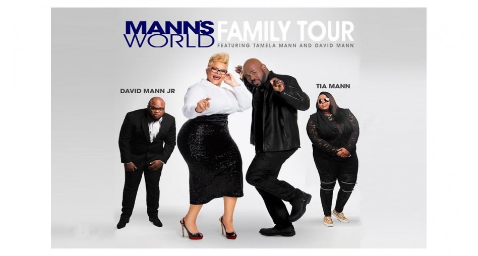 Us Against the World Mann Family Tour