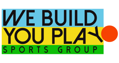 We Build You Play logo