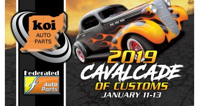 Cavalcade of Customs logo