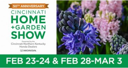 Cincinnati Home and Garden Show graphic