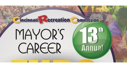 CRC Mayor's Career Expo logo