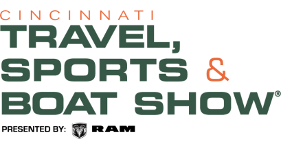 Cincinnati Travel, Sports and Boat logo