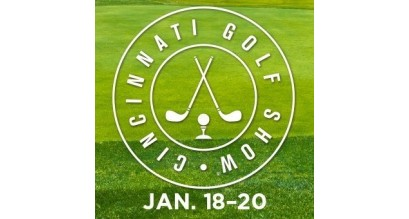 Cincinnati Golf Show logo