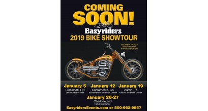 Easyriders Bike Show flyer